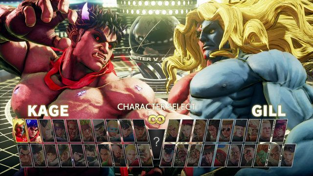 Street Fighter V : Champion Edition - image